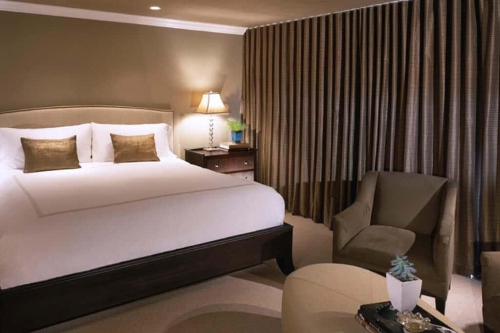 Perde black out per hotel